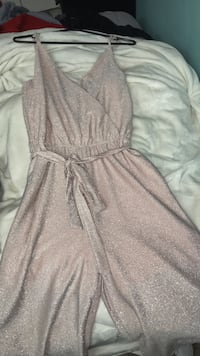 Champagne Pink Jumpsuit Toronto, M3A 2G2