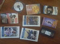 Softball,  VHS and dvds, sports authority coupons! Mount Airy, 21771