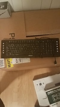 ASUS keyboard used Chantilly