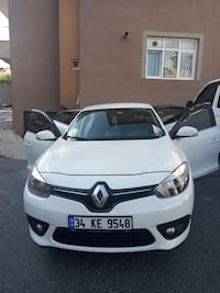 2015 Renault Fluence TOUCH 1.5 DCI 90 BG