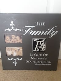 The Family photo frame