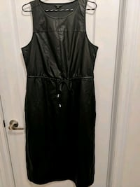 Guess - Black faux leather Dress - Medium Brampton, L6P