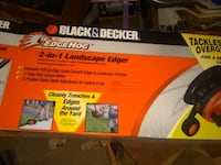 Black and decker edge trimmer Savannah, 31401