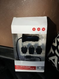 Micro USB Car charger BRAND NEW  Annandale, 22003