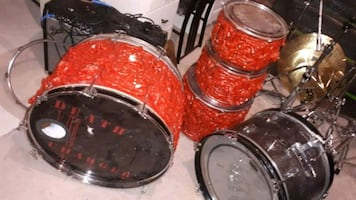 Intestin Drum wrapped kit