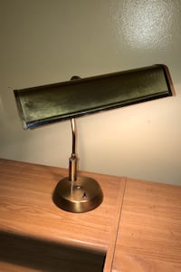 Desk Lamp- Antique