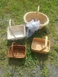 Various baskets with handles Augusta, 26704