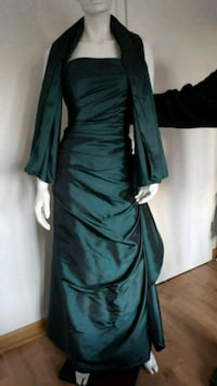 Abendkleid in Gr. 42/44 Moers, 47445
