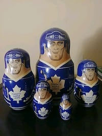 Vintage Toronto Maple Leafs Nesting Dolls Guelph, N1H 3A7