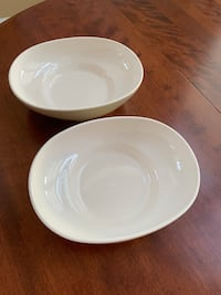 "Pfaltzgraff Cappuccino 10"" Oval Vegetable Serving Bowl Mint condition Arlington, 22201"