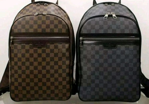 4d2c310a6b6 Used Louis Vuitton leather backpack for sale in Gatineau - letgo