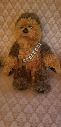 Stars Wars Chewbacca stuffed animal Brownsburg, 46112