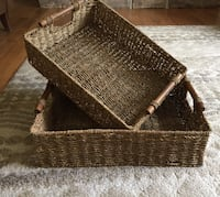Baskets two for $15 Mississauga, L4Y 2J3