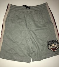 gray and black drawstring shorts Germantown, 20876