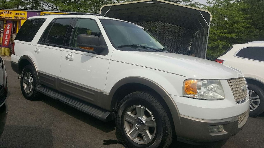 used 2003 ford expedition eddie bauer edition in lithonia. Black Bedroom Furniture Sets. Home Design Ideas