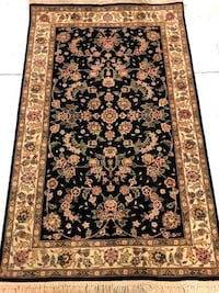 Super Fine Hand knotted Sino-Persian Rug 3' x 5' Perfect N/I Laurel