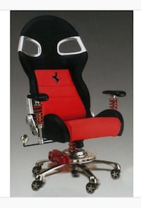 Ferrari Chair-Last 1 Brand New Vaughan, ON, Canada