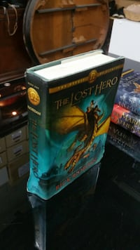 The Heroes Of Olympus Book Complete Series Hamilton
