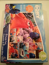Finding Dory Puzzles Cambridge, N3H 1S4