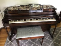 AB chase piano. Excellent condition, works perfect.  100.00 or best offer.  Daughter no longer plays  Norfolk, 02056