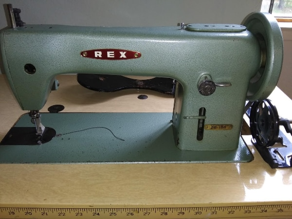 Upholstery Sewing Machine >> Rex 26 188 Industrial Commercial Upholstery Sewing Machine