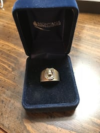 Montana Silversmiths Ring Size 8 Chillicothe, 45601
