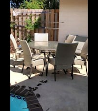 Patio table and chairs Orlando, 32822