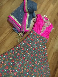 Indian anarkali for sale Markham, L6E 1H5