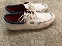 Lacoste Leather Boat Shoes size 11 Burnaby, V5C