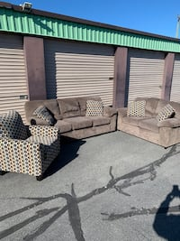 Couch Set w/ Chair - Local Delivery Available  Virginia Beach, 23455
