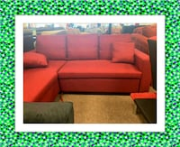 Red Sectional Brand New High Quality  Silver Spring, 20906