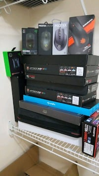 Mechanical Keyboards and Gaming Mice CHEAP Calgary, T3A 6A8