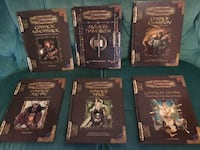 Dungeons and Dragons Springwater