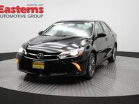 2017 Toyota Camry SE Sterling, 20166