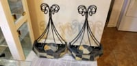 Set of 2 Hanging Marble Wall Art  Suitland-Silver Hill