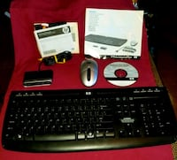 HP Wireless keyboard and mouse. Orland Park, 60462