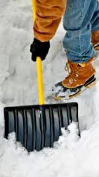 Snow shovelling(Scarborough area) Toronto