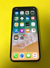 Apple iPhone X 64GB AT&T  Alexandria, 22310