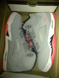 Jordan Hot Lava 5s SIZE 7 Falls Church, 22041