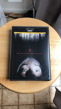 The Blair Witch Project DVD Movie Laurel