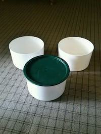3 tupperware containers Scranton