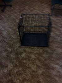 blue collapsible pet cage London, N6P 1B6
