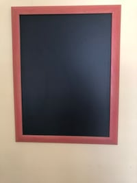 "New 18.25"" x 14"" Coral Chalkboard  Chesapeake, 23320"