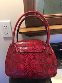 $65 Real Leather Skin Purse