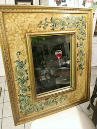 Hand-painted mirror Columbia, 29223