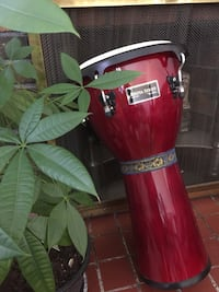 Djembe percussion drum like new London, N5Z 1G1