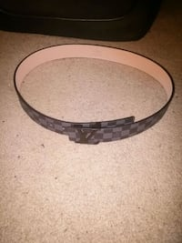 Brand new lv belt fits size 30 to 33