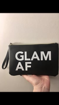 Make up bag/clutch
