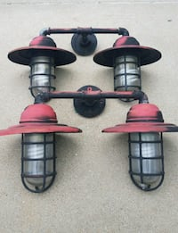 Industrial Vapor Wall Mounted Lights Sand Springs, 74063