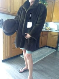 Mink coat. Mint condition Villa Park, 60181